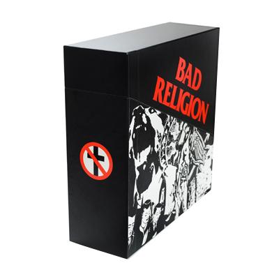 bad religion coffret vinyles en dition limit e abus. Black Bedroom Furniture Sets. Home Design Ideas
