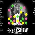 Freakshow Festival 2014